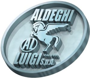 Логотип aldeghi