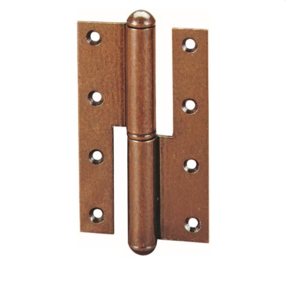 Петля дверная, книжная форма, правая / левая 107