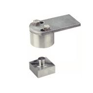 Регулируемые петли из нержавеющей стали для ворот с шарикоподшипником 1612IN