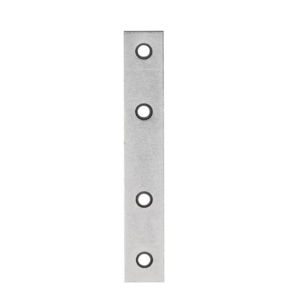 Стальная пластина с 4 отверстиями 165