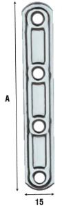Соединительная пластина 163IN